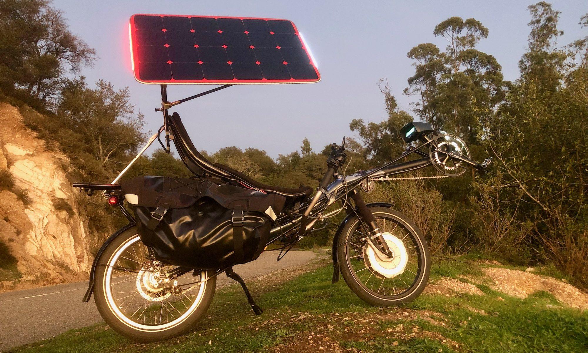 solar ebike